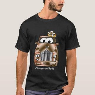 Cinnamon Rolls (Royce) DARK T Shirt and Apparel