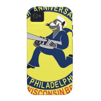 cinquantième La 4ème Réunion Phiadelphia Étui Case-Mate iPhone 4