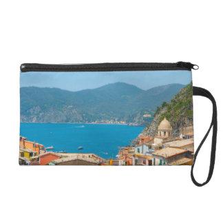 Cinque Terre in the Italian Riviera Wristlet