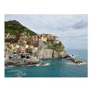 Cinque Terre, Italy 2015 calendar postcard