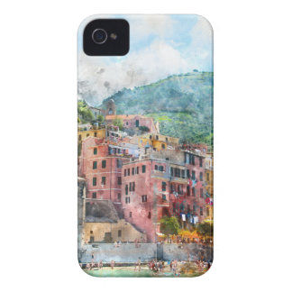 Cinque Terre Italy Case-Mate iPhone 4 Cases