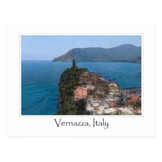 Cinque Terre Italy | Italian Riviera Postcard