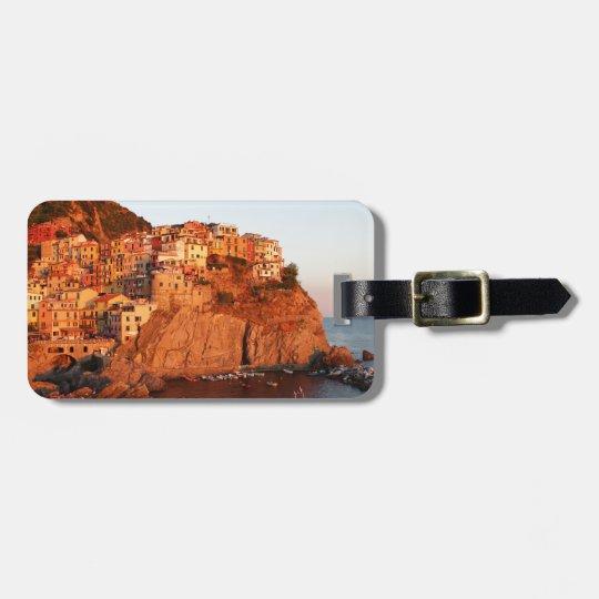 Cinque Terre, Italy Luggage Tag