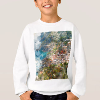 Cinque Terre Italy Sweatshirt