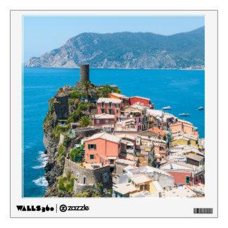 Cinque Terre Italy Wall Sticker