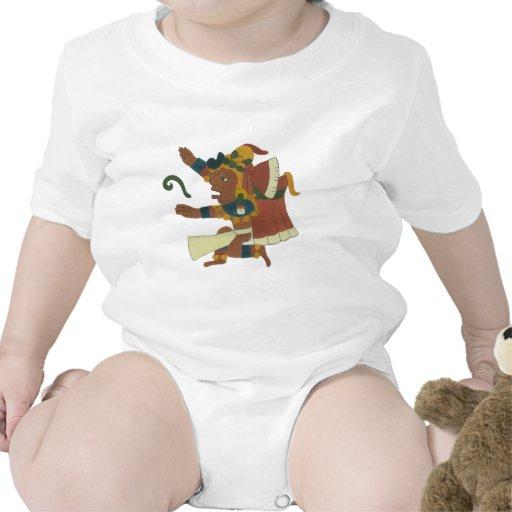 Cinteotl - Aztec/Mayan Creator good Baby Bodysuits