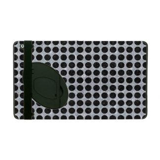 CIR1 BK-GY MARBLE (R) CASES FOR iPad