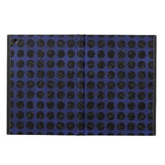 CIR1 BK-MRBL BL-LTHR (R) iPad AIR CASE