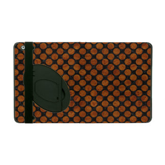 CIR2 BK-BR MARBLE COVER FOR iPad