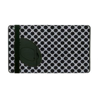 CIR2 BK-GY MARBLE (R) iPad COVER