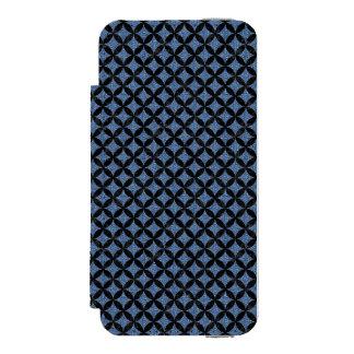 CIR3 BK-MRBL BL-DENM (R) INCIPIO WATSON™ iPhone 5 WALLET CASE