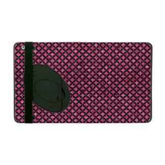 CIR3 BK-PK MARBLE (R) iPad CASES