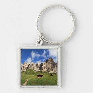 Cir Dolomites - Gardena pass Keychain