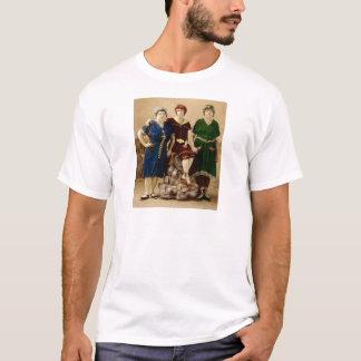 circa 1910 Atlantic City bathing beauties RPPC T-Shirt