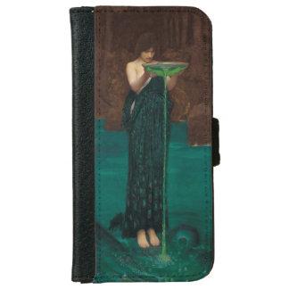 Circe Invidiosa Waterhouse Pre-Raphaelite iPhone 6 Wallet Case