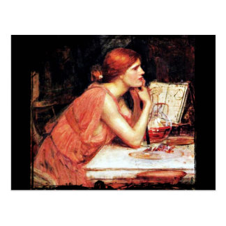 Circe Sorceress Postcard