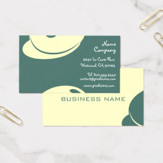 Circle and curves.. profile cards