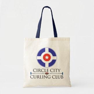 Circle City Curling - Tote Bag