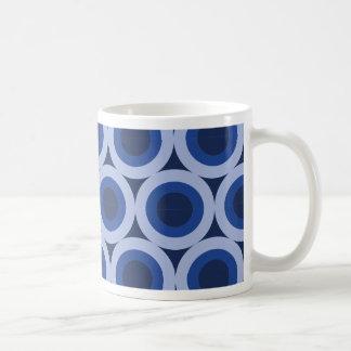 Circle cycle coffee mug