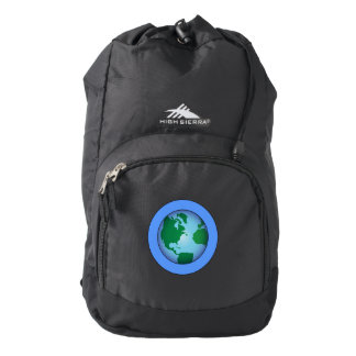 Circle for Diabetes Awareness Backpack