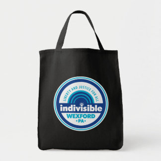 Circle Logo Grocery Bag