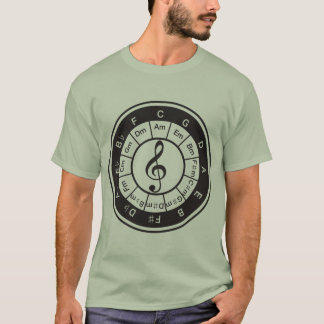 Circle of 5th T-Shirt
