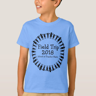 Circle of Children Field Trip T-shirt