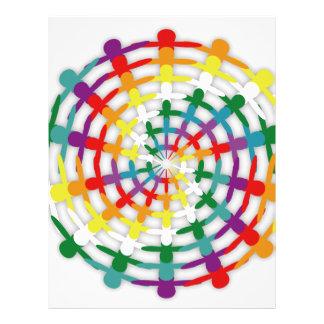 Circle of Colors Letterhead