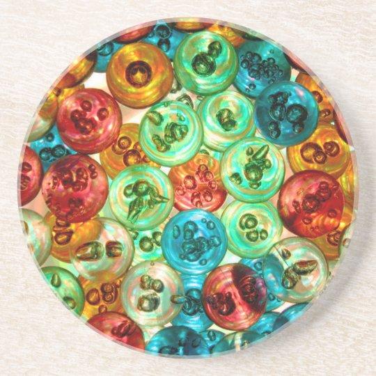 Circle of Colour Coaster