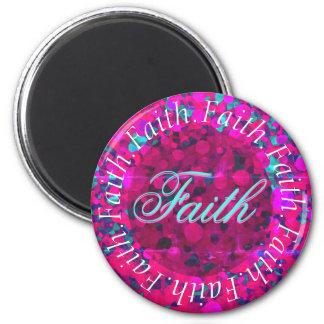 Circle of Faith Magnet