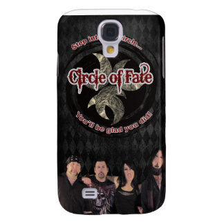 Circle of Fate Galaxy S4 Cover