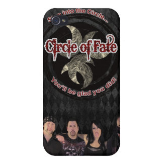 Circle of Fate Covers For iPhone 4