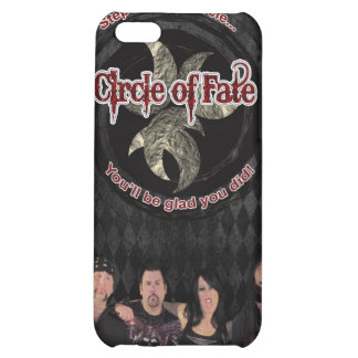 Circle of Fate iPhone 5C Covers