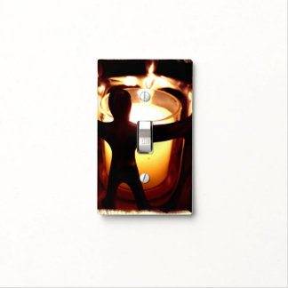 Circle of Friends Candle Custom Wall/Switch Cover