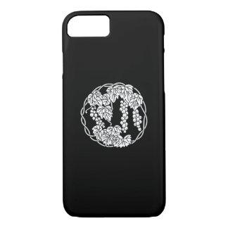 Circle of grape iPhone 8/7 case