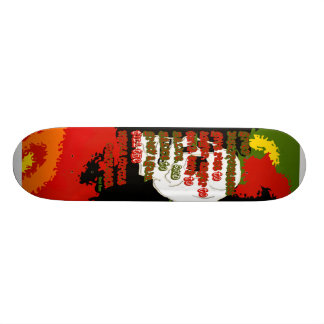 Circle of Grief Skateboard