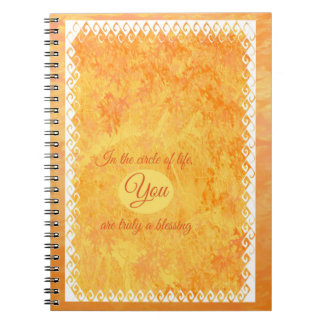 Circle of Life Notebook