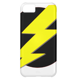 Circle of Lightning iPhone 5C Cases