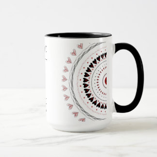 Circle Of Love Coffee Mug