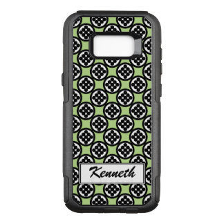 Circle of Nine by Kenneth Yoncich OtterBox Commuter Samsung Galaxy S8+ Case