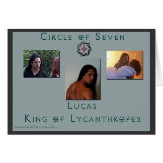 Circle of Seven Card