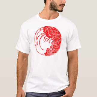 Circle of shrimp T-Shirt
