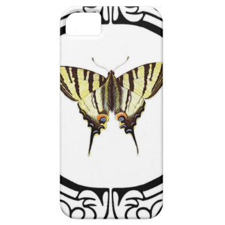 circle of the butterfly iPhone 5 case