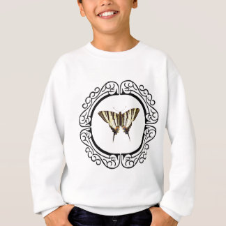 circle of the butterfly sweatshirt