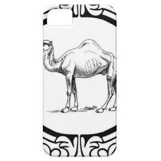 circle of the camel iPhone 5 case