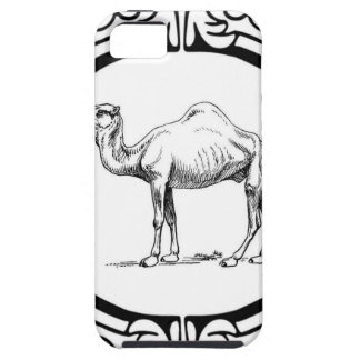 circle of the camel iPhone 5 cover