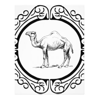circle of the camel letterhead
