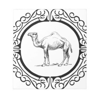 circle of the camel notepad