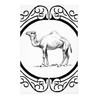 circle of the camel stationery