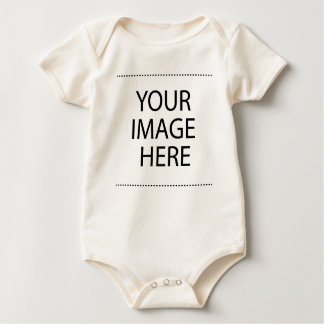 Circle of the confidence baby bodysuit